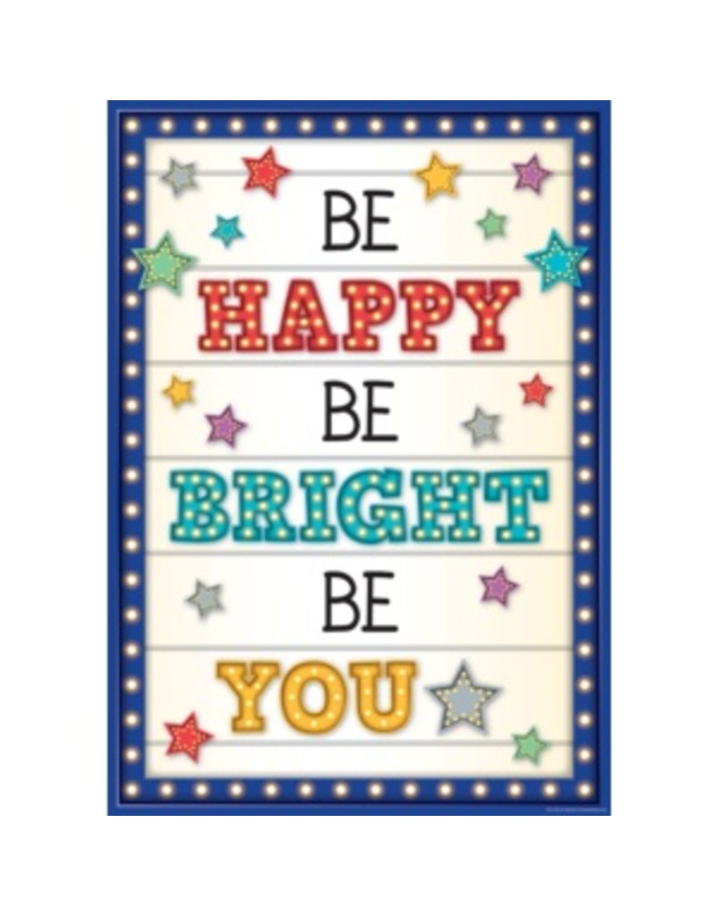 Be Happy-Poster