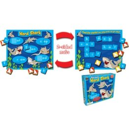 Word Sharks Games Short Vowels