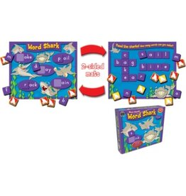 Word Sharks Games Word Chunks