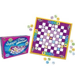 *Jumping' Chips Addition Math Games