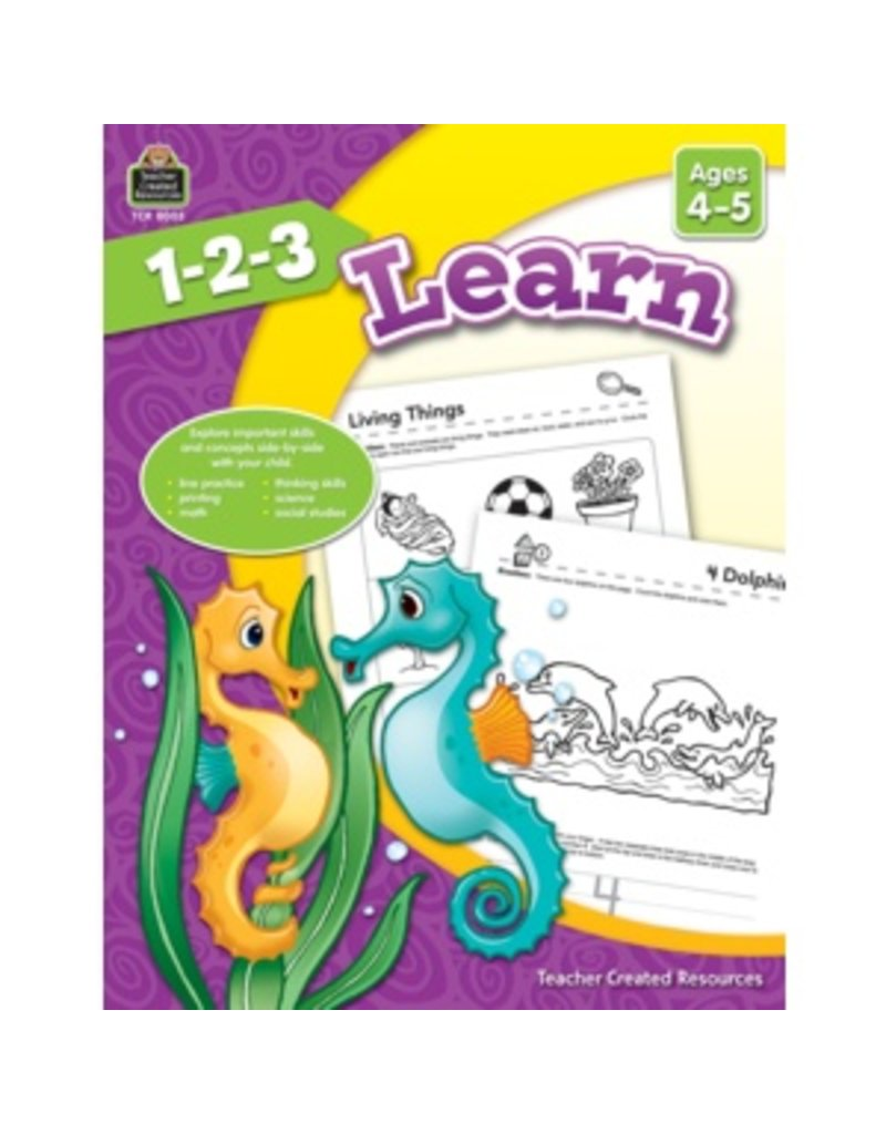 1-2-3 Learn (Ages 4-5)