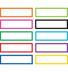Colorful Labels