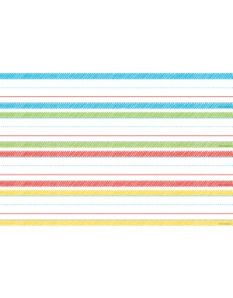 Scribble Sentence Strips