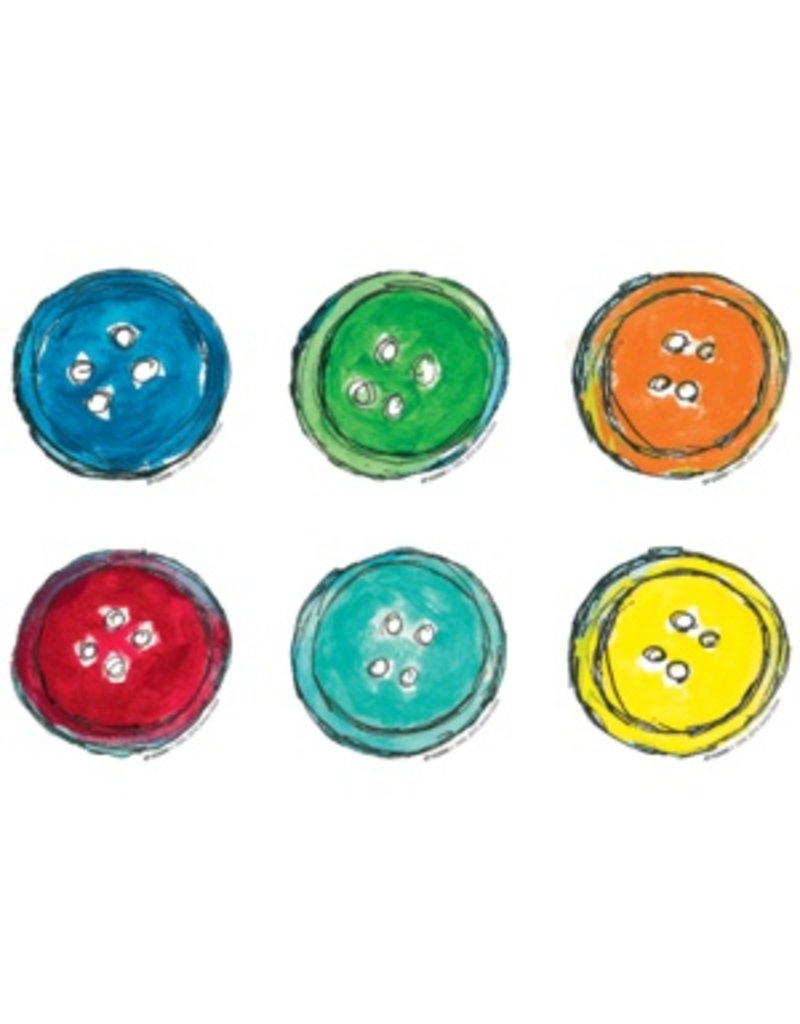 Groovy Buttons Mini Cutouts