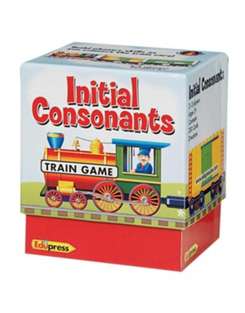 Initial Consonants Train Game