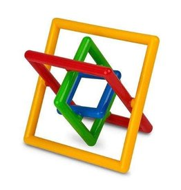 Square Gyrobi Fidget Toy, assorted