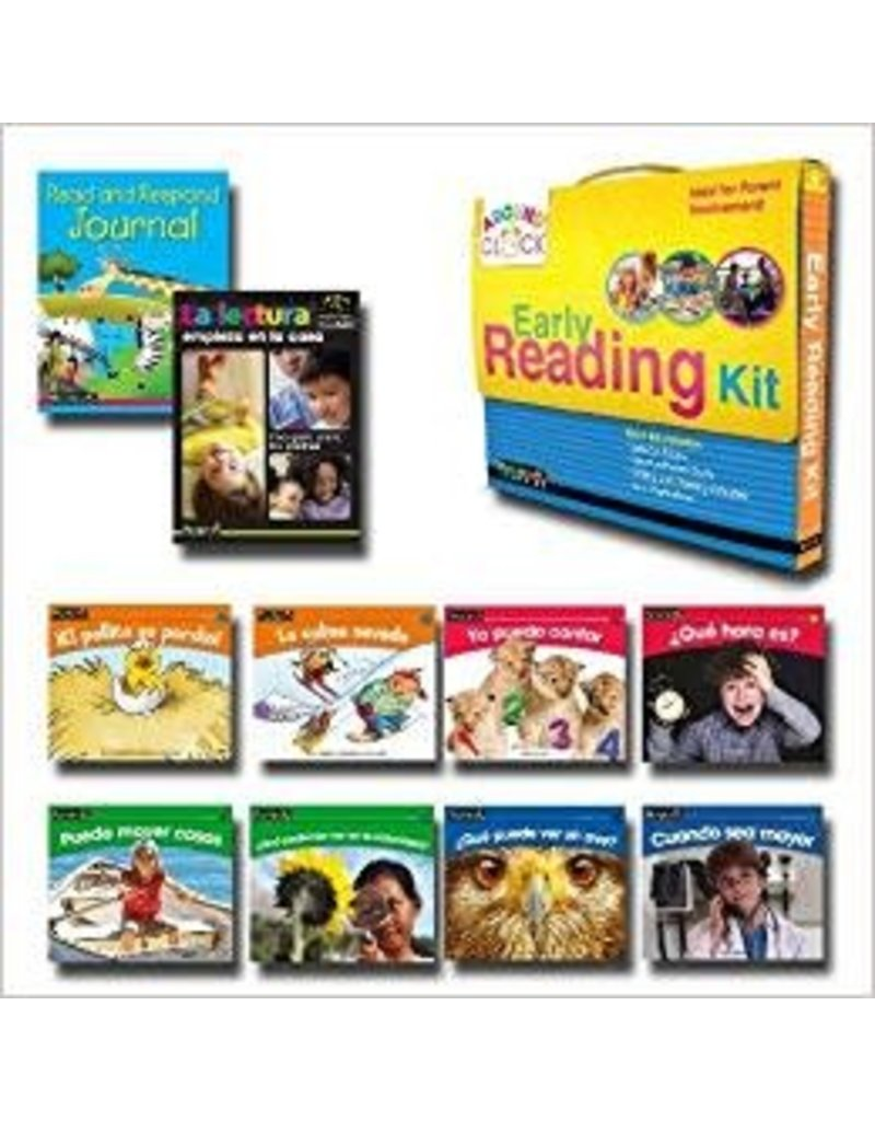 A-C Reading Levels Family Involvement Kit