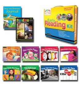 *D-E Reading Levels Family Involvement Kit
