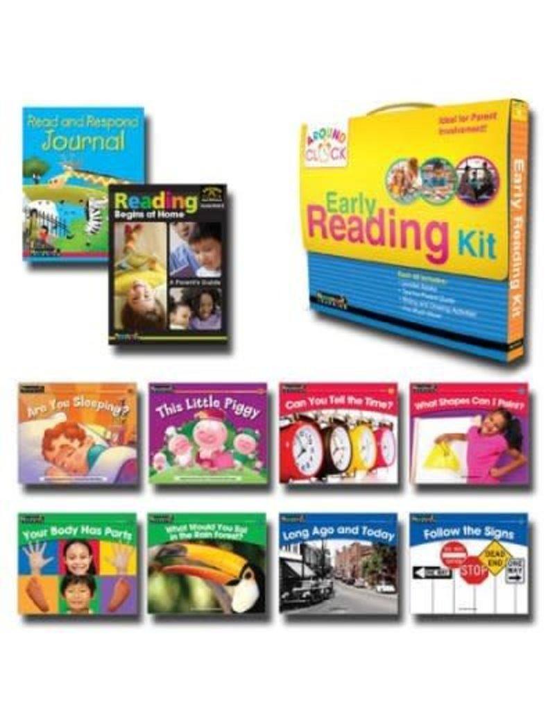 D-E Reading Levels Family Involvement Kit