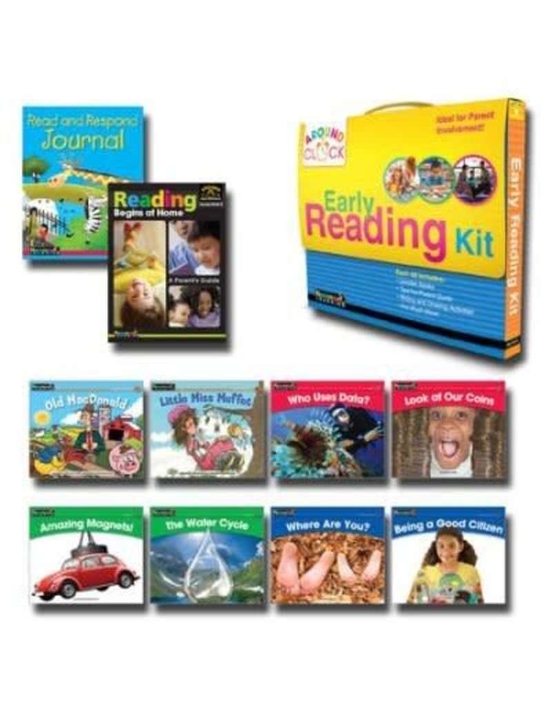 *F-G Reading Levels Family Involvement Kit