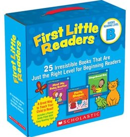 First Little Readers Parent Pack: Guided Reading Level B
