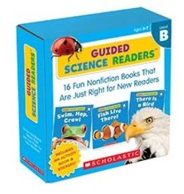 Guided Science Readers Parent Pack: Level B