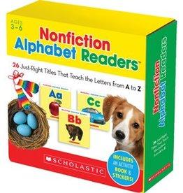 Nonfiction Alphabet Readers Parent Pack