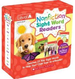 Nonfiction Sight Word Readers Parent Pack: Level A