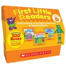 *First Little Readers: Guided Reading Level D