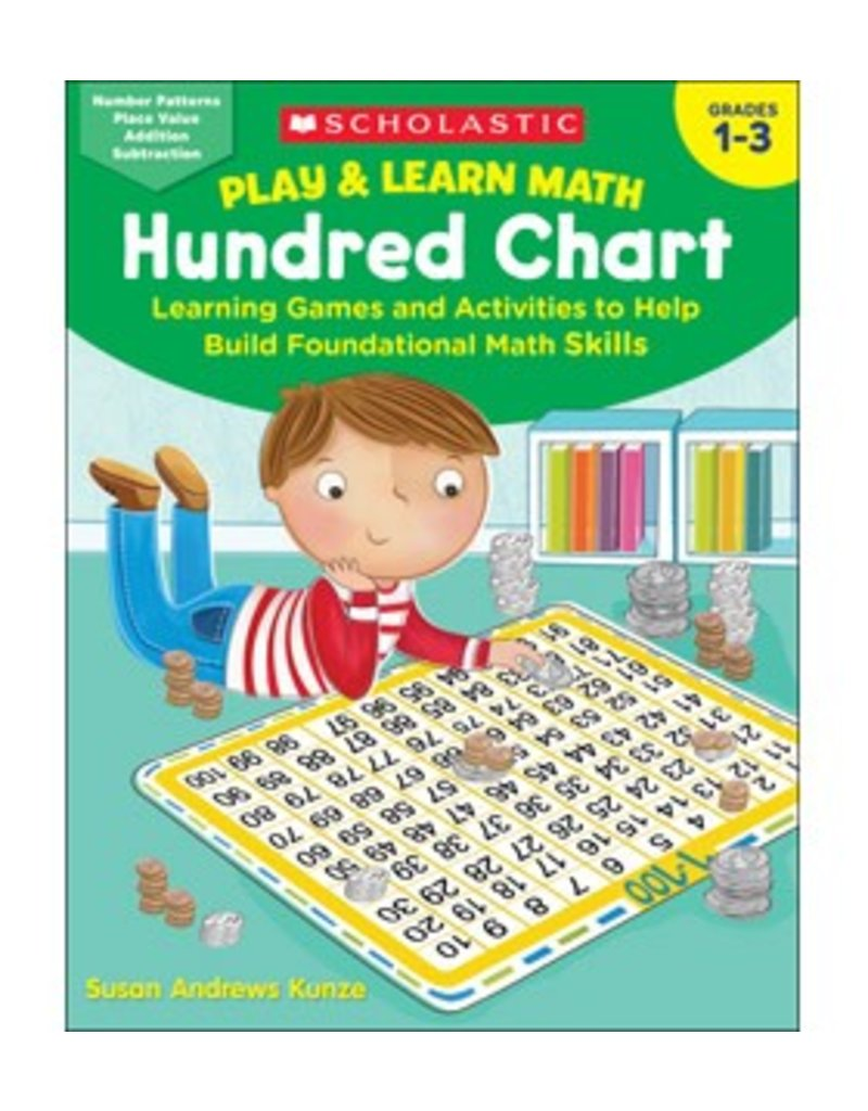 Play and Learn Math Hundred Chart