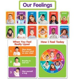 Our Feelings Bulletin Board Set