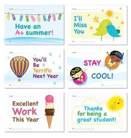 Have an A+ Summer! Postcard