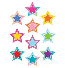 Colorful Vibes Star Accents