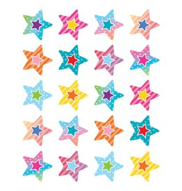Colorful Vibes Star Stickers