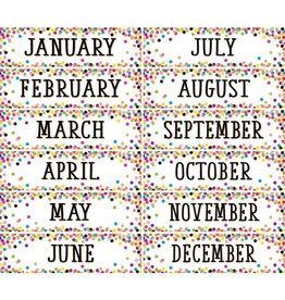 Confetti Monthly Headliners