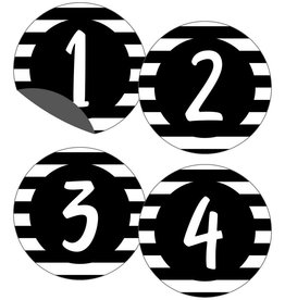 Simply Stylish Magnetic Numbers