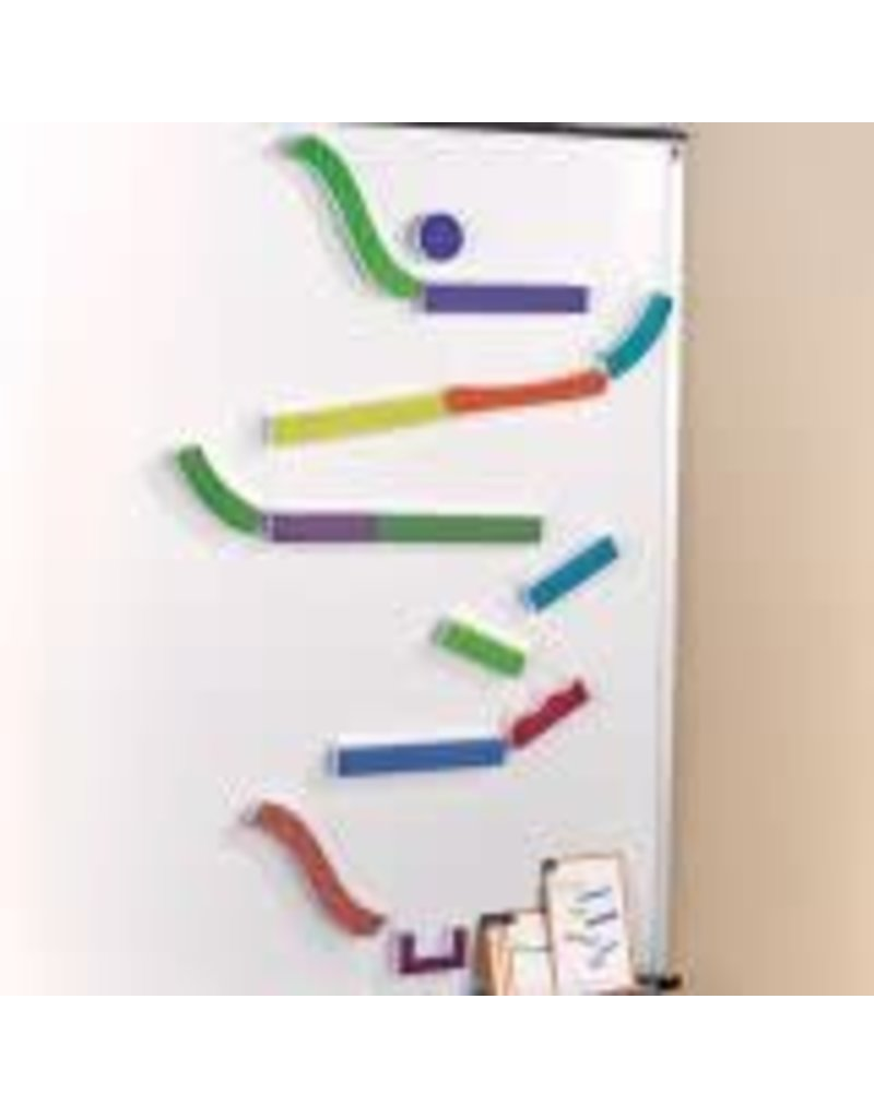 Tumble Trax Tm Magnetic Marble Run Tools 4 Teaching