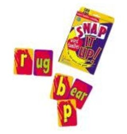 SNAP IT UP! PHONICS:WORD FAMILIES