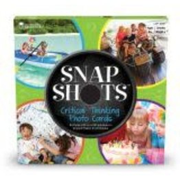 SNAPSHOTS- CRITICAL THINKING CARDS PREK