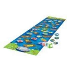 CROCODILE HOP - A FLOOR MAT GAME