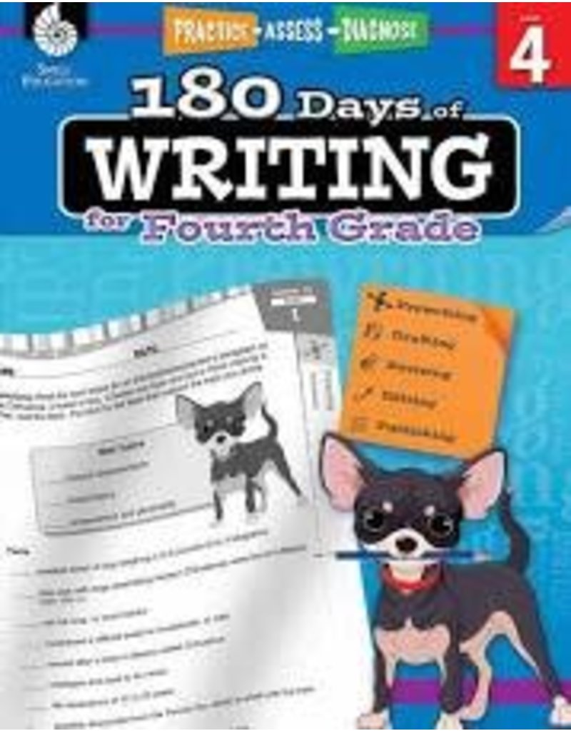 180 Days of Writing Gr 4