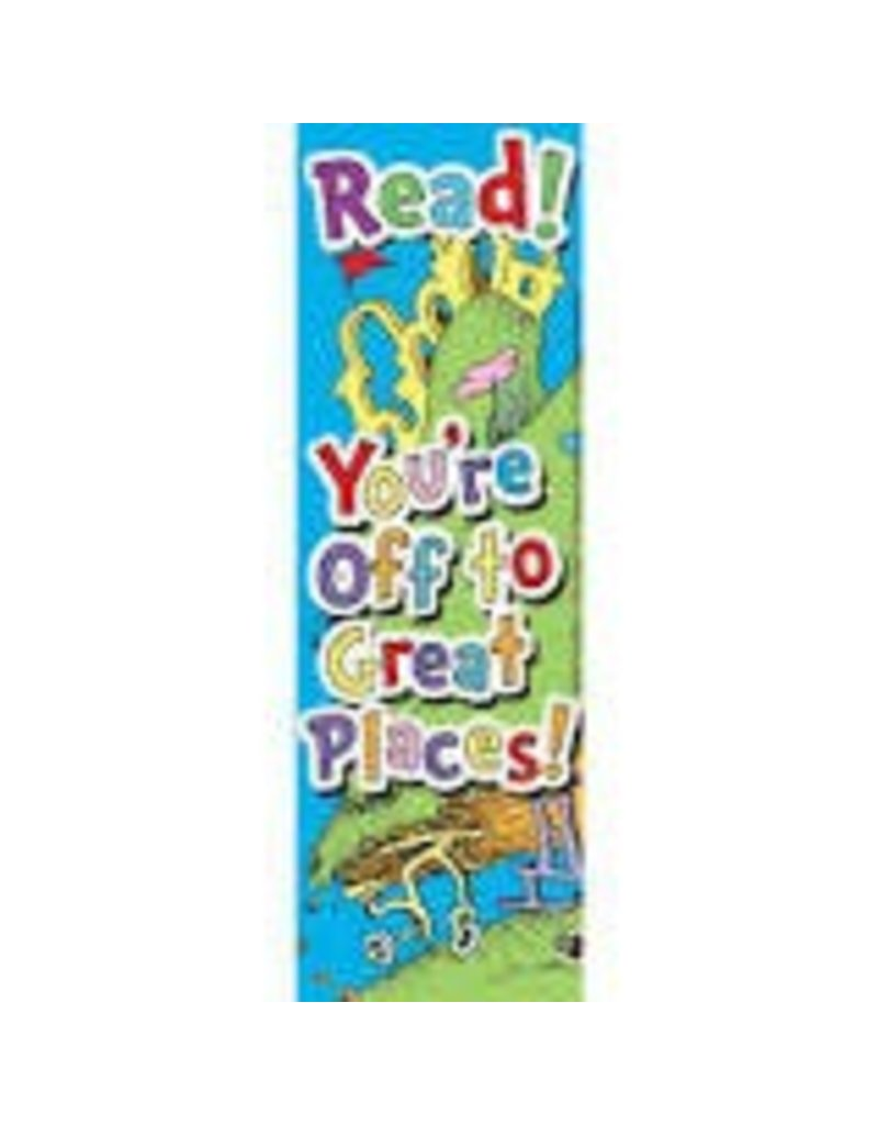 Dr. Seuss™ Oh, The Places… bookmarks