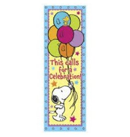 Peanuts® Celebrate Bookmarks