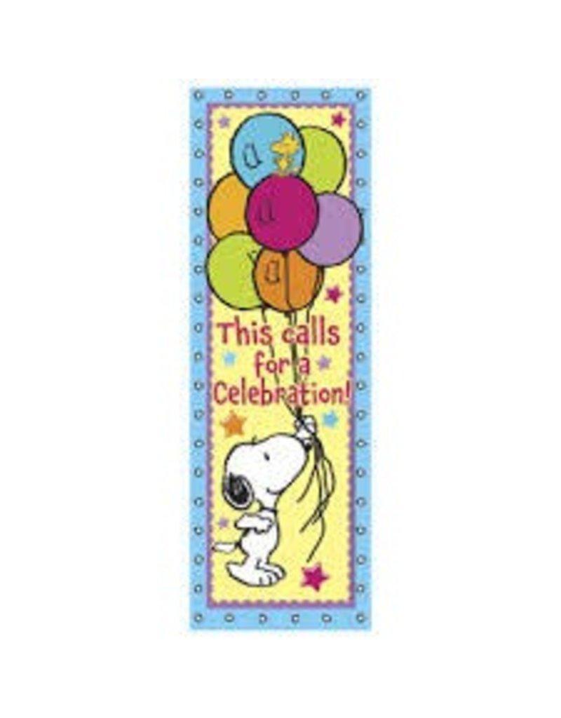 Peanuts® Celebrate Bookmarks