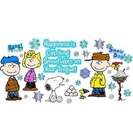 Peanuts® Happiness Is A Snowflake