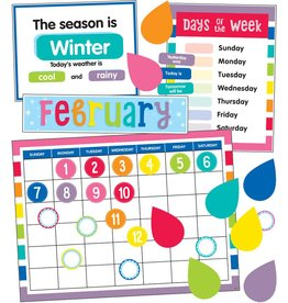 Hello Sunshine Calendar Bulletin Board