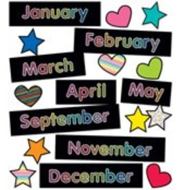 Just Teach Months of the Year Mini Bulletin Board