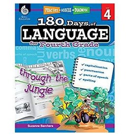 180 Days of Language Gr 4