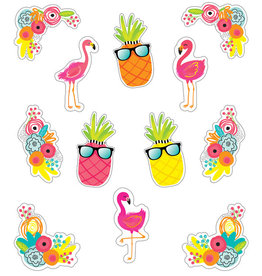 Tropical Accents Colorful Cut-Outs - Extra Large