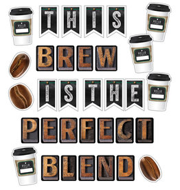 This Brew is the Prefect Blend Bulletin Board