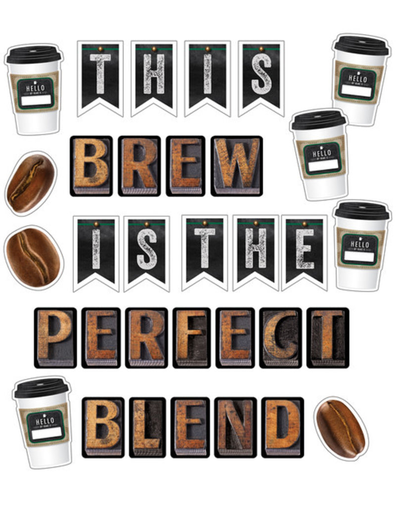*This Brew is the Prefect Blend Bulletin Board