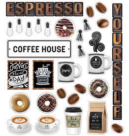 Espresso Yourself Mini Bulletin Board