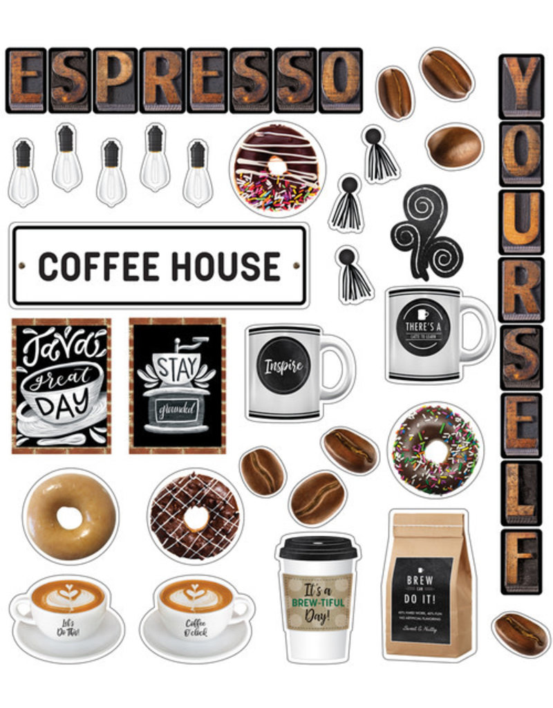 Espresso Yourself Mini Bulletin Board