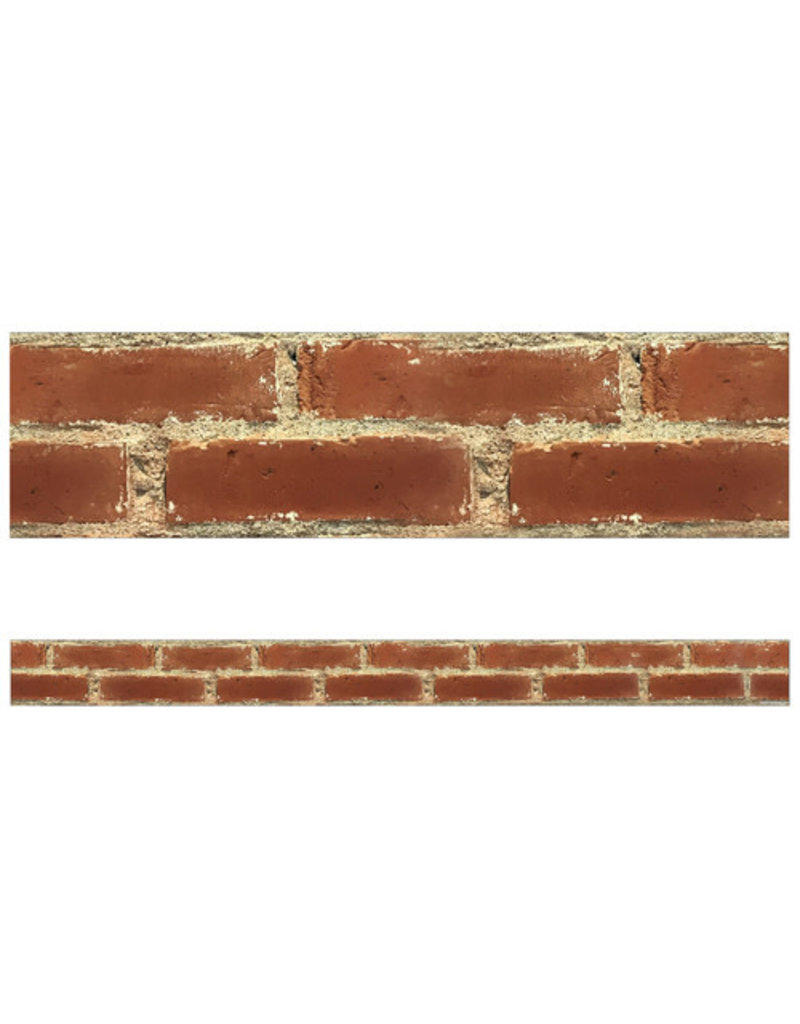 Brick Straight Borders