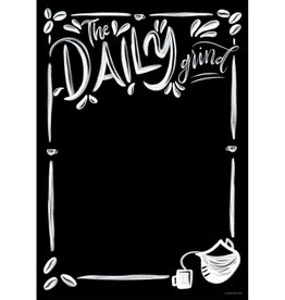 The Daily Grind Poster