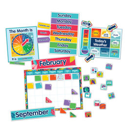 One World Calendar Bulletin Board