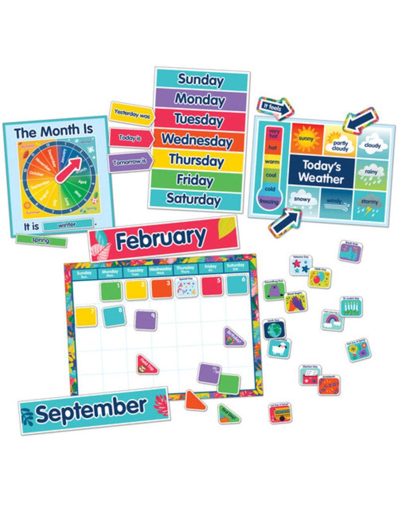 One World Calendar Bulletin Board