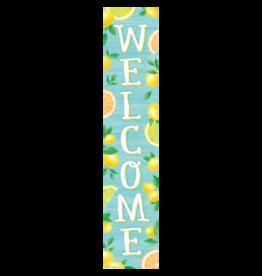 Lemon Zest Welcome Banner