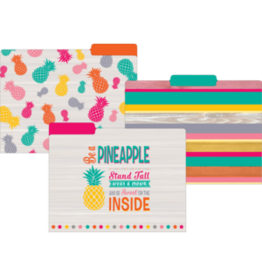 Tropical Punch File Folders