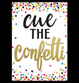 Cue the Confetti
